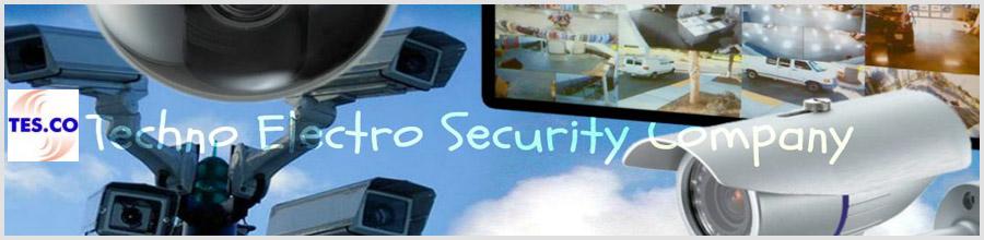 TECHNO ELECTRO SECURITY COMPANY Logo