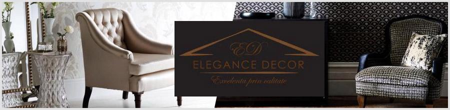 Elegance Decor, Bucuresti - Amenajari interioare, elemente decorative Logo