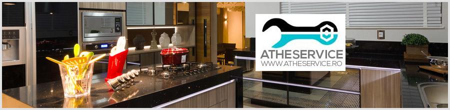 Atheservice - Reparatii Electrocasnice la domiciliu Logo