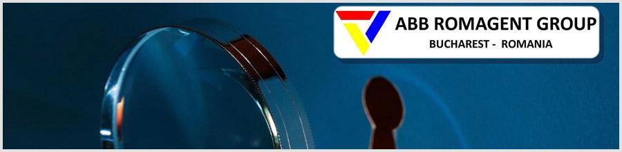 ROMAGENT - AGENTIE DE DETECTIVI Logo