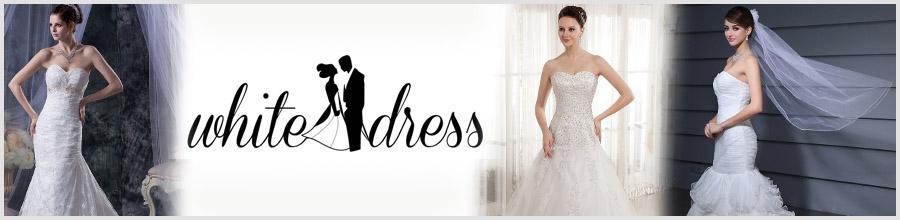 White Dress Logo