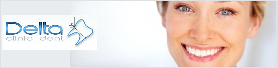 Delta Clinic Dent Logo