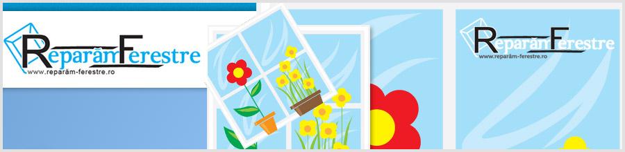 Reparatii si montaj orice tip de ferestre Bucuresti Logo