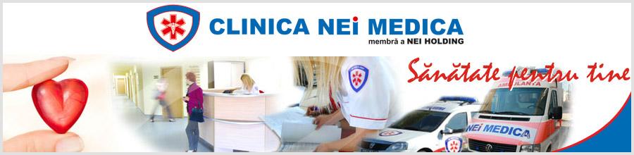 Clinica NEI MEDICA Logo