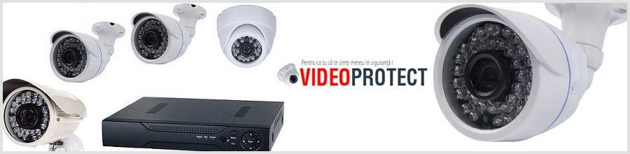 Videoprotect.ro Logo