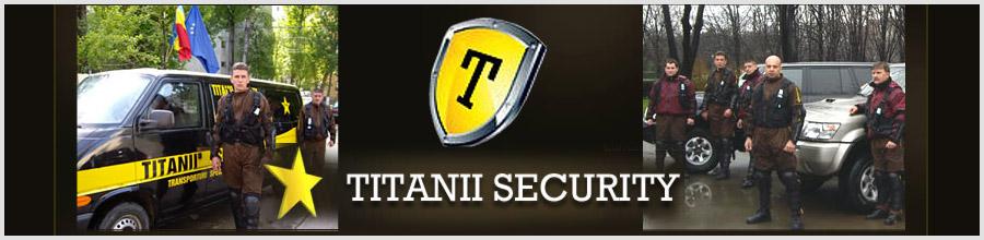 AGENTIA TITANII Logo