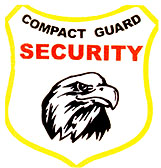 COMPACT GUARD SECURITY SERVICES Logo