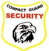 COMPACT GUARD SECURITY SERVICES Logo