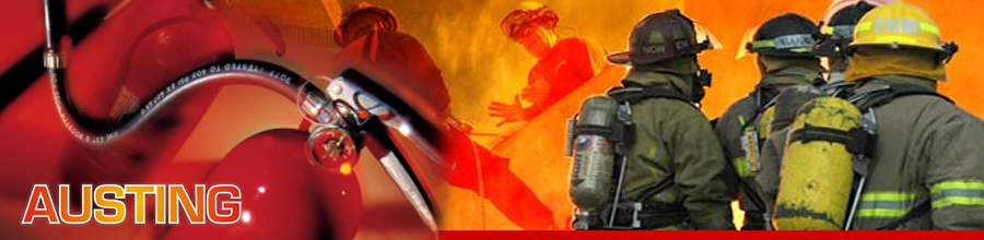 Austing Com - Materiale si organizare a apararii impotriva incendiilor, Bucuresti Logo