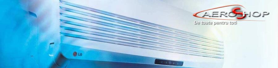 Aero Shop - Vanzari aparate aer conditionat, ventilatii, Afumati / Ilfov Logo