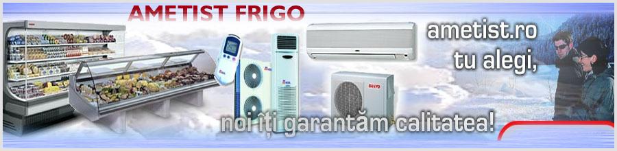 Ametist Frigo Bucuresti - Service electrocasnice si instalatii frigorifice HORECA Logo