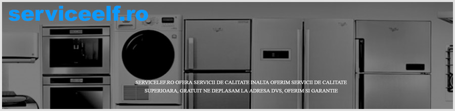 Serv Elf Online Bucuresti - Reparatii aer conditionat frigidere, masini de spalat Logo
