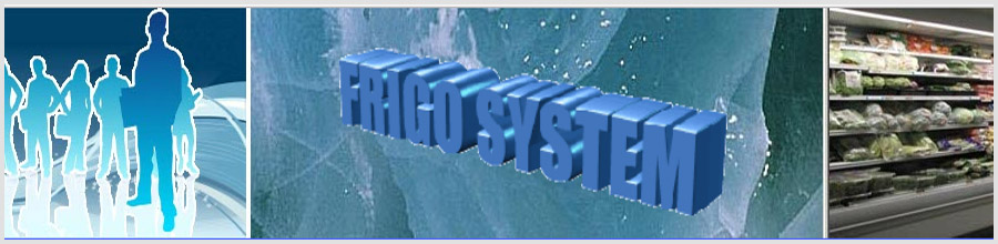 Frigo System Bucuresti - Montaj si service aer conditionat,vitrine frigorifice Logo