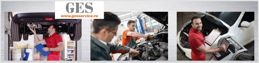 Ges Rapid Service Bucuresti - Reparatii auto Logo