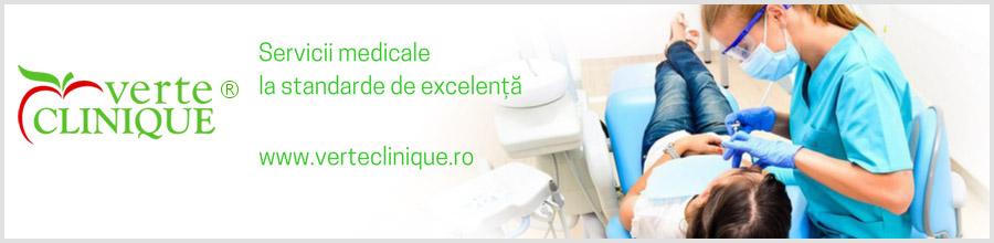 Clinica Stomatologica Verte Clinique Ploiesti Logo