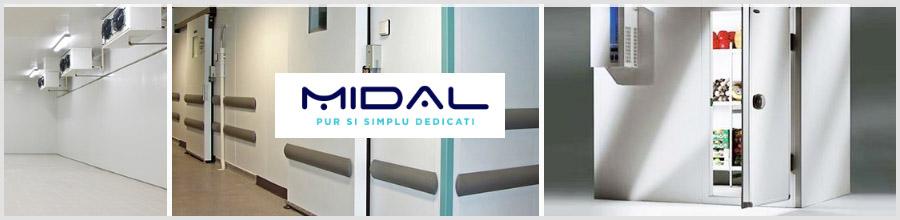 MIDAL INTERFRIG Bucuresti - Agregate si accesorii frigorifice Logo