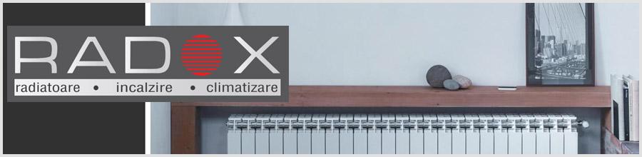 RADOX Bucuresti - incalzire si climatizare Logo