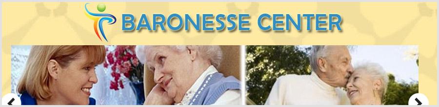 Baronesse Center - Camin pentru Batrani Bucuresti Logo