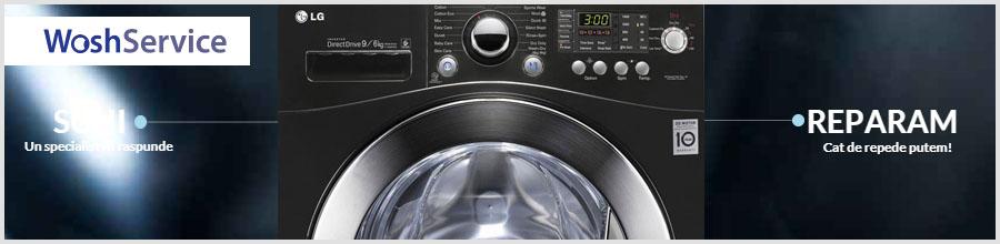 Wash Service Bucuresti - Reparatii masini de spalat rufe Logo