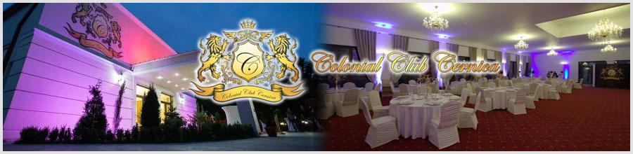 Colonial Club Cernica Logo
