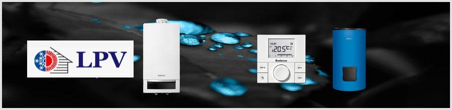 LPV Service Consult, Bucuresti - Reparatii instalatii termice si climatizare Logo