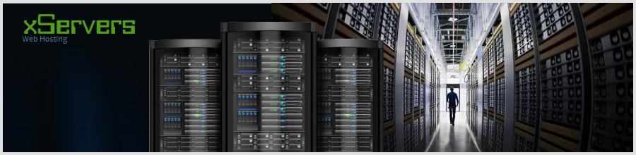 xServers Bucuresti - Hosting, Servere dedicate, VPS Logo
