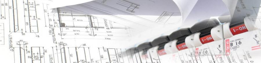 Novac - Proiectare si executie instalatii electrice, verificari PRAM, Bucuresti Logo