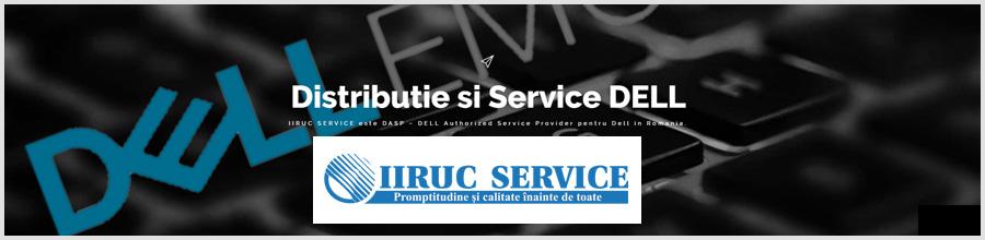IIRUC Service Bucuresti - Service IT, case de marcat si cantare electronice Logo