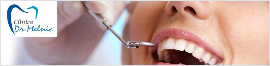 Centrul de Excelenta in Implantologie si Estetica Dentara Dr. Melnic - Sector 4, Tineretului Logo