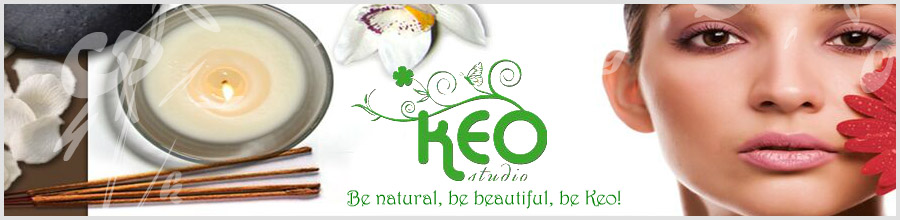 KEO COSMETIC STUDIO Logo