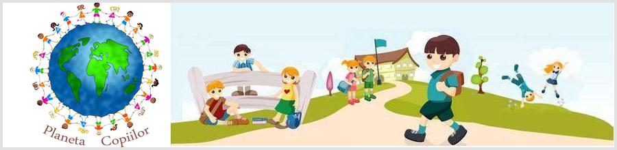 Planeta Copiilor, Gradinita & After School - Bucuresti Logo