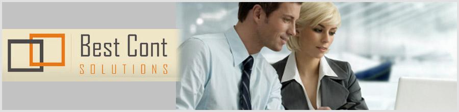 Best Cont Solutions, contabilitate si consultanta contabila Bucuresti Logo