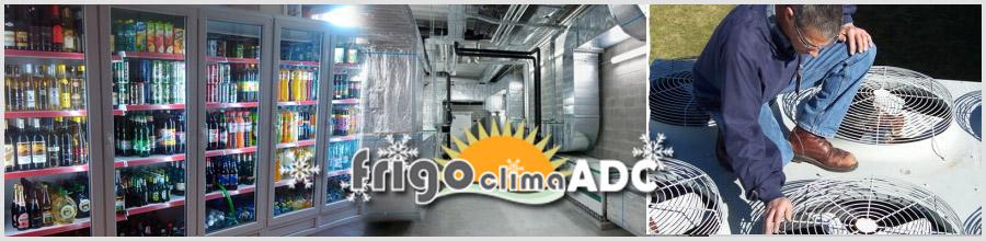 Frigo Clima ADC Bucuresti - Service echipamente frigorifice HORECA Logo