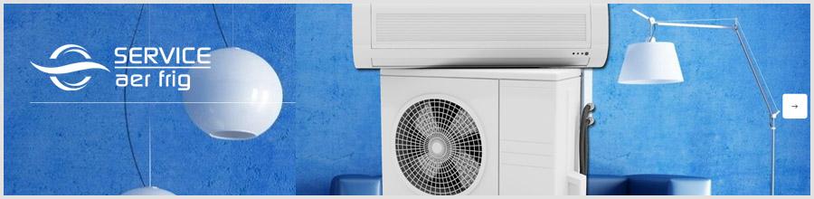 ServiceAerFrig Bucuresti - Reparatii frigidere,aer conditionat Logo