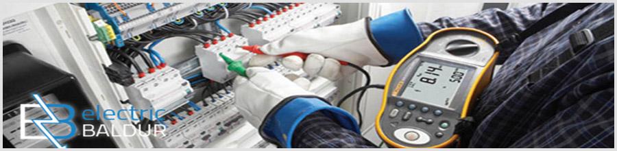 Electric Baldur Bucuresti - Executie si service instalatii electrice Logo
