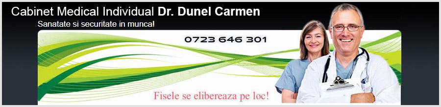 Cabinet Medical Individual Dr. Dunel Carmen Logo