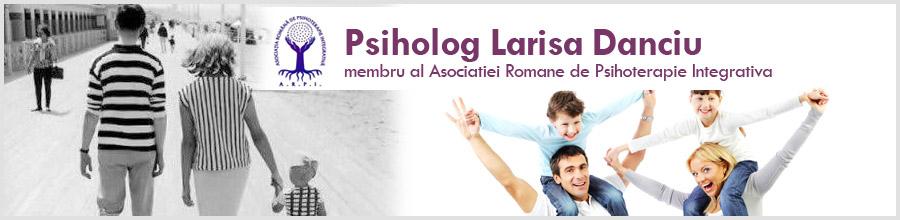 CABINET PSIHOLOGIE DANCIU LARISA IONELA Logo