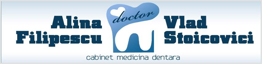 Cabinet Stomatologic Dr. Stoicovici Vlad & Dr. Filipescu Alina Bucuresti Logo