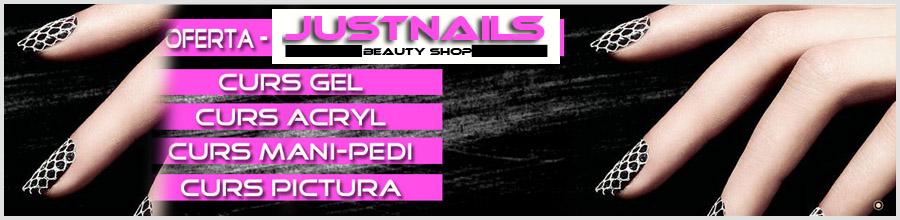 Justnails Logo