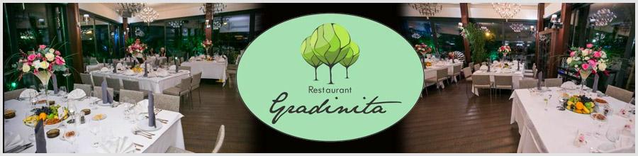 Restaurant GRADINITA Logo