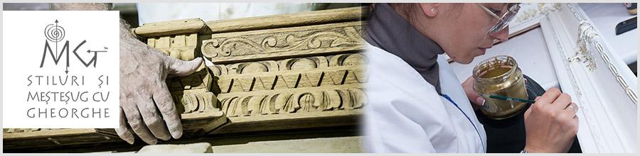 Irinel Gheorghe - Atelier restaurare mobila, reconditionari mobilier Logo