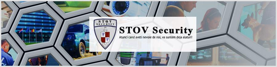 STOV Security Logo