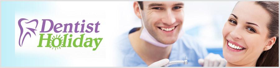 Clinica Dentist Holiday Logo