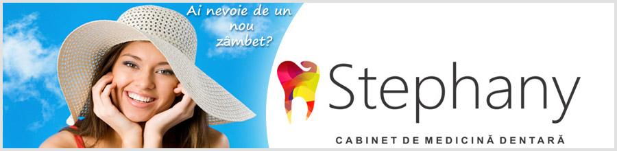 Cabinet medicina dentara Dental Stephany sector 1 Logo