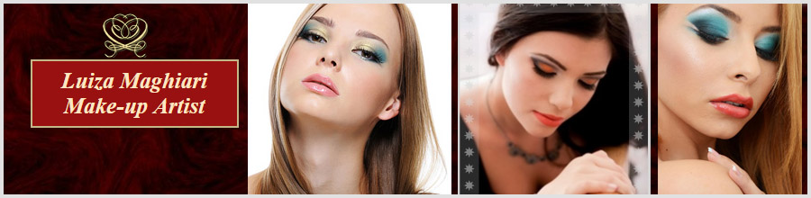 Luiza Maghiari Make-up Artist Logo