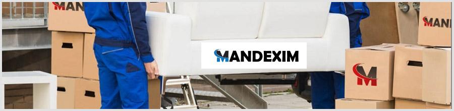 MANDEXIM TRANSPORT Servicii complete de transport si de mutare Bucuresti Logo