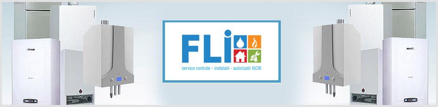 Future Line Instal Bucuresti - Instalatii incalzire (centrale, boilere) Logo