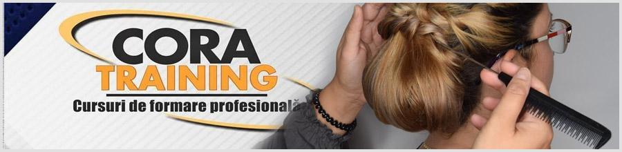 Cora Training cursuri de formare profesionala Baia Mare, Arad Logo