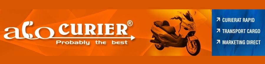 ALO CURIER SERVICES Logo