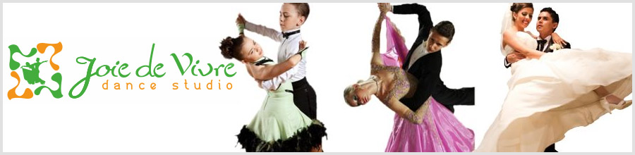 Scoala de Dans Joie de Vivre Logo